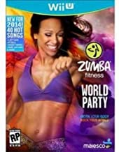 Majesco O1806 Zumba Fitness World Party Game - Wii U (Certified Refurbished)