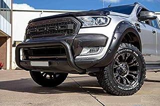 Logan4x4 Protector de Faros Delanteros para Ford Ranger a Partir de 2015