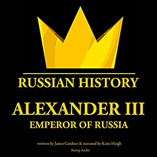 Alexander III, Emperor of Russia cover art