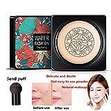 Crème CC Foundation Color Changing,Cosmetique Fond de Teint Changeant de Couleur...