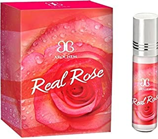 Arochem 'REAL ROSE' Apparel Concentrated Perfume /Attar(Free from Alcohol)
