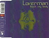 Touch my body [Single-CD]