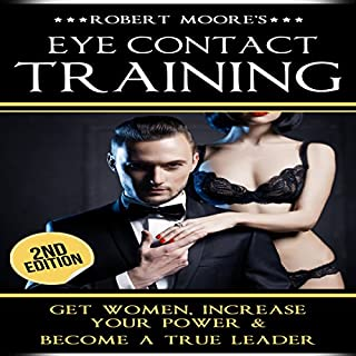 Eye Contact Training audiobook cover art