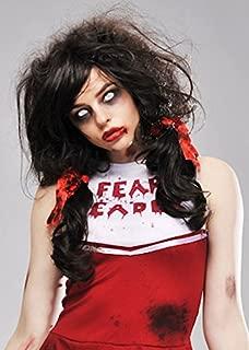 zombie cheerleader hair