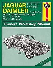 Jaguar XJ12, XJS & Sovereign; Daimler Double Six (72 - 88) Haynes Repair Manual (Haynes Service and Repair Manuals) by Anon (2014-02-17)