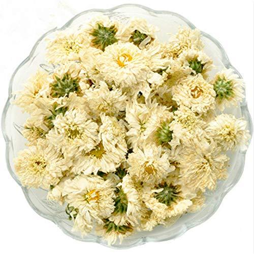 50g (0.11LB) China Chrysanthemen-Tee Chrysantheme Morifolium Ramat konservierte Blume duftender Tee Kräutertee Blumen-Tee Botanischer Tee Grüner Tee Roher Tee Blumen Tee Chinesischer Tee