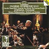 Dvorák: Symphony No.9 'From the New World' / Smetana: The Moldau
