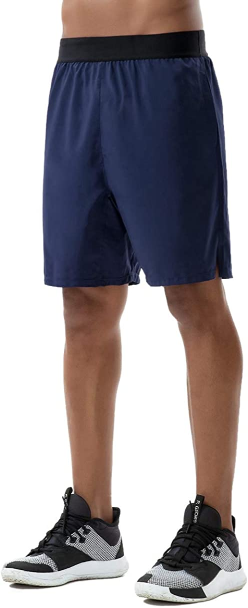 Super Lightweight Mens Workout Shorts Athletic Quick Fresno Mall Dry Unlined A surprise price is realized