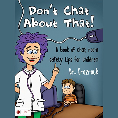 Don't Chat About That! audiobook cover art