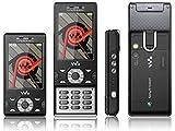 Sony Ericsson W995–Progresivo Negro–Cerrada a 3Red