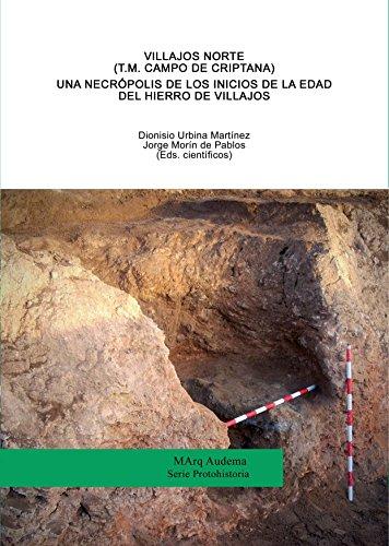 Villajos Norte (T.M. Campo de Criptana). Una necrópolis de los inicios de la Edad del Hierro de Villajos