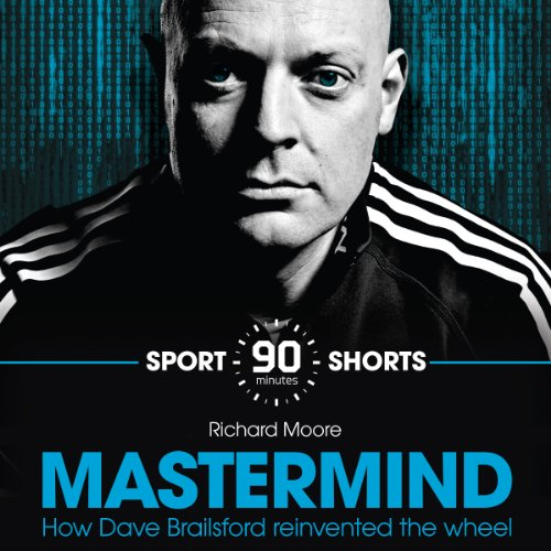 Mastermind: How Dave Brailsford Reinvented the Wheel audiobook cover art