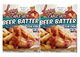 Beer Batter for Fish Larry the Cable Guy 8 Ounce Box - Pack of 2