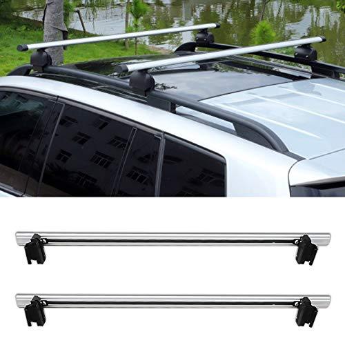 WSUH/Car Styling barras de techo Cruz de equipaje Caja del equipaje del viaje Holder