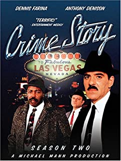 Crime Story: Season 2 [DVD] [Import]