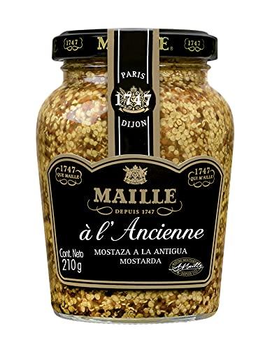 Mostaza Dijon Precio marca Maille