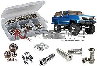 RC Screwz Stainless Steel Screw Kit for Vaterra K5 Blazer Ascender #vat011
