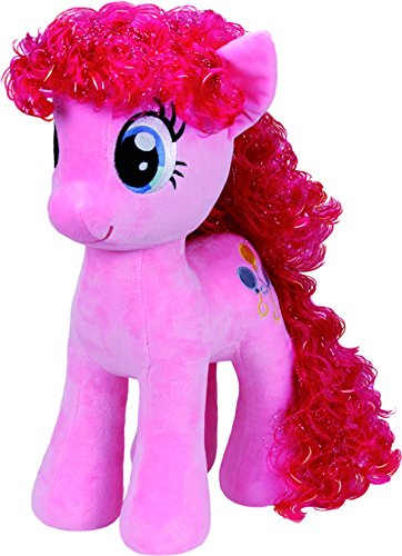 Ty MLP Pinkie Pie 45Cm Animale Peluches Giocattolo 510, Multicolore, 8421902095