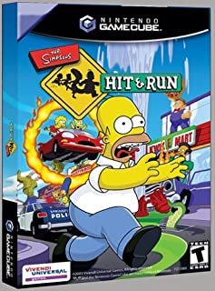 Simpsons Hit and Run - Gamecube (Renewed)