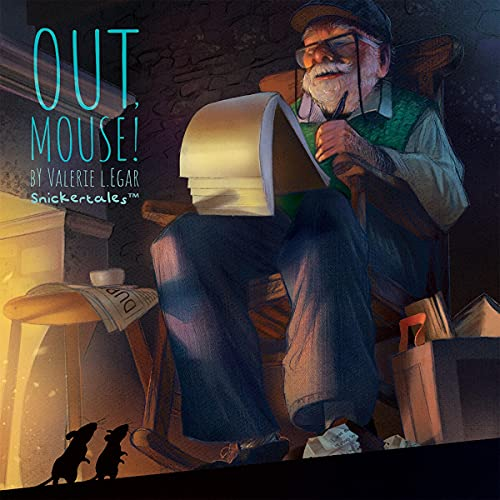 Out, Mouse! Audiobook By Valerie L. Egar cover art