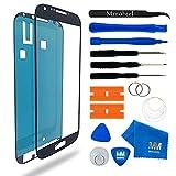 MMOBIEL Écran Tactile compatible avec Samsung Galaxy S4 i9500 i9505 (Noir) avec Kit d'Outils inclus
