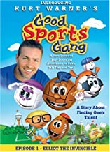 Good Sports Gang, Episode 1: Elliot The Invincible