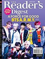 表紙:BTS 【8点構成】Reader's Digest Asia(Singapore版):2020年12月号 Singapore雑誌 韓国歌手 k-pop K-POP 防弾少年団
