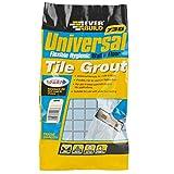 Everbuild Universal Flexible Grout Sandstone 5kg EVBUFLEX5SS