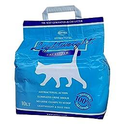 Pettex Anti-Bac Lightweight Cat Litter, 10 l