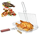 Aawerzhonda Grill Basket Grill Accessories...