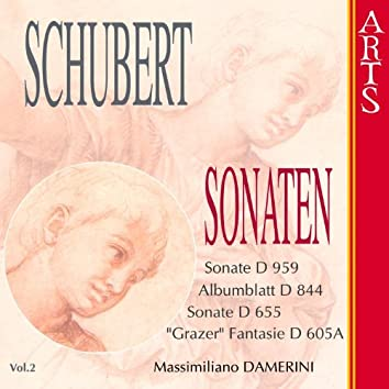Schubert Sonaten Vol. 2