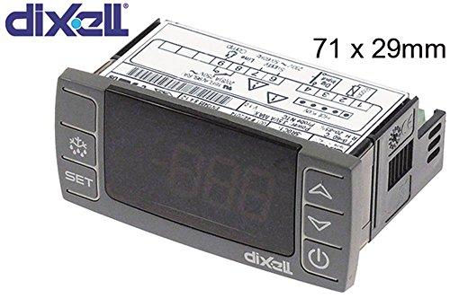 Dixell XR02CX-5N0C1 - Regolatore elettronico per Frenox VNL14-3T, VNLF14-3T, VNL7-ST, VNNF14-3T, MCC-Trading-International RC700, HSA2600