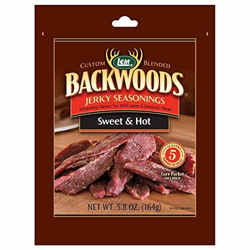 LEM Products 9141 Backwoods Sweet & Hot Jerky...