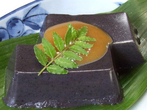 黒ごま豆腐 たれ味噌付き(でんがく風味)×12カップ入り