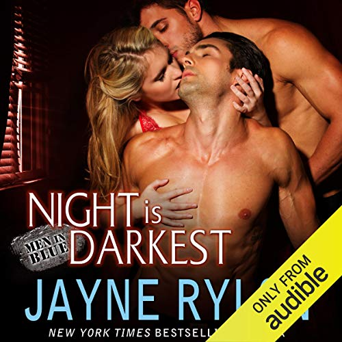 Night Is Darkest audiobook cover art