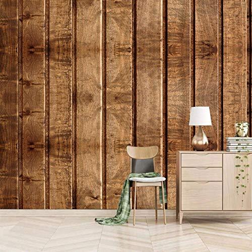 Msrahves Fotomurales 3D Tablero retro minimalista grande Mural TV Fondo Papel de pared Sala de estar Sofá Dormitorio Papel tapiz Papel pintado creativo moderno tejido no tejido