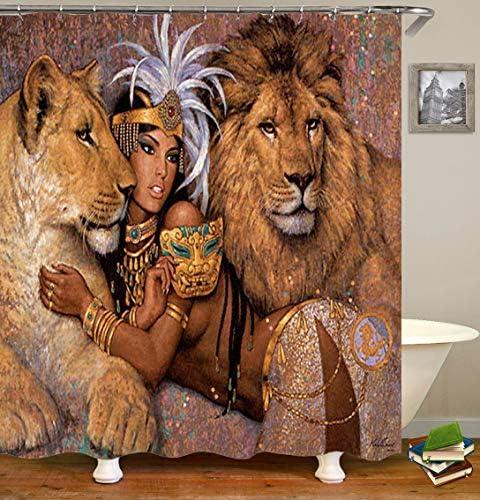 African bathroom decor _image0