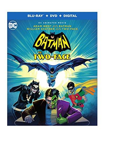 Batman vs. Two-Face (Blu-ray/DVD/Digital)
