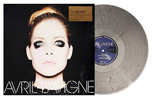 Avril Lavigne - Exclusive Silver and Black Swirl Vinyl