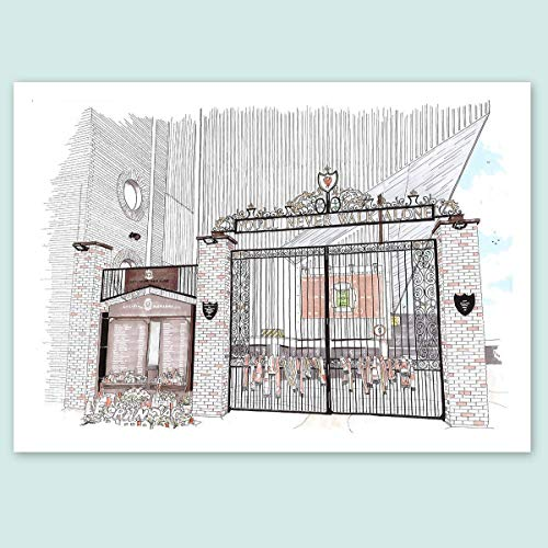 Liverpool FC Anfield Stadium Limited Edition Print
