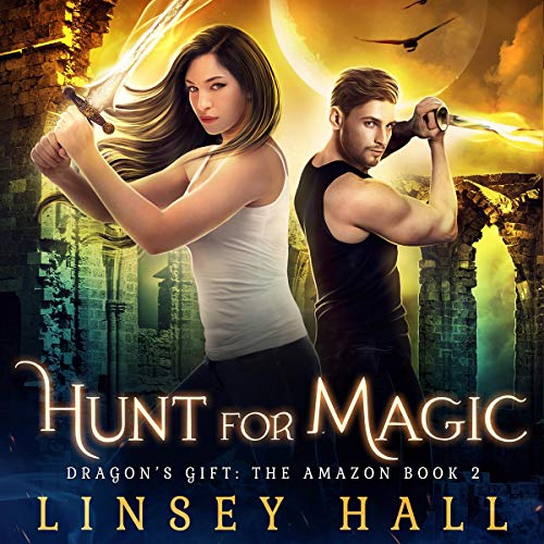 Couverture de Hunt for Magic