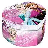 Disney Boîte à Bijoux CŒUR avec Miroir Frozen la Reine des neiges
