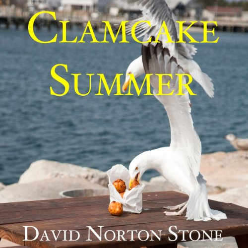 Clamcake Summer audiobook cover art