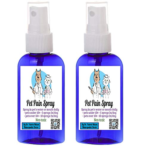 Dr. Valerie Nelson Arnica 1M for Pets - Natural Pain Relief for Dogs and Cats - Pet Pain Spray