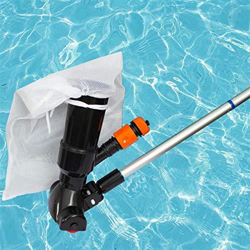 cyg Pool-Staubsauger, Multifunktion Pool-Reinigungs-Set Mit Schmutzsauger Pool-Reinigungszubehör Für Oberirdische Pools Pool, Teich Poolreinigung Bodensauger Mit