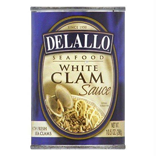 DELALLO CLAM SAUCE WHITE