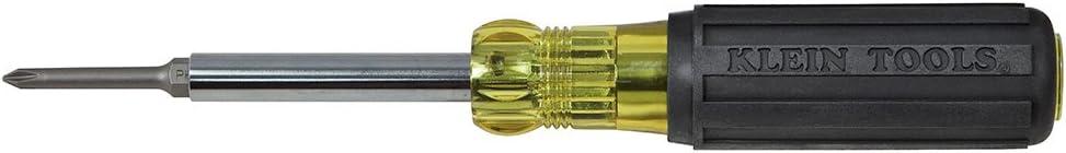 Klein Tools 32560 Multi-Bit Screwdriver R Driver Extended Popular overseas overseas Nut