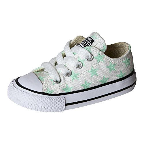 Converse All Star OX, scarpe in pelle per neonato,...
