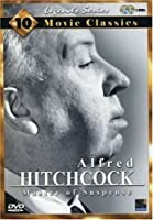 Alfred Hitchcock: Master of Suspense [DVD]