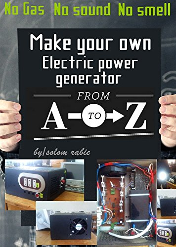 DC to AC power inverters : Make you own power generator ( converting electrical power from a car battery to run a laptop, TV or cell phone )